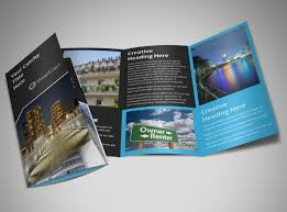 condominium real estate brochure template mycreativeshop