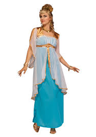 King Neptune Halloween Costume Helen Troy Goddess Costume