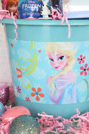 mermaid easter basket an easter basket fit for a frozen at heart