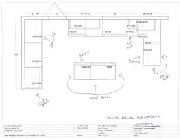 Kitchen Ideas For New Homes by Kitchen Floor Plan Ideas For Small Kitchens Designing A Layout