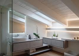 illuminazione bagno soffitto piatto lada led per velette in con illuminazione led soffitto e