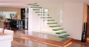 Glass Banisters For Stairs Glass Stairs And Glass Railings New York Glass Stair Case Railing