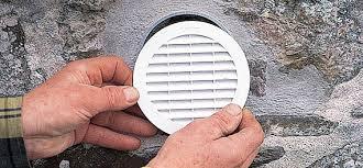 grille aeration chambre installer une aération au sous sol