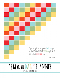 free printable daily planner pages 2014 november 2015 personal planner pages free printable