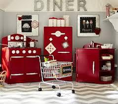 Childrens Play Vanity Vanity Tables Play Kitchens U0026 Play Kitchen Sets Pottery Barn