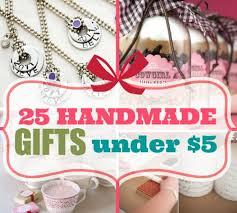 25 handmade gifts under 5 diy gift world