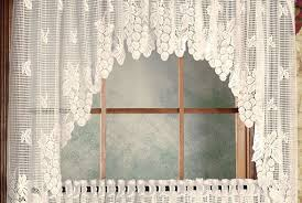 Battenburg Lace Kitchen Curtains by Battenburg Lace Curtains Vintage Look Battenburg Lace Tab Top