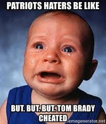 But But Meme Generator - patriots haters be like but but but tom brady cheated crying