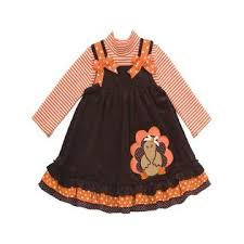 editions thanksgiving dress brown corduroy turkey