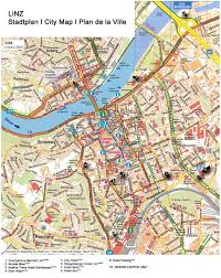 Germany City Map by Large Linz Maps For Free Download And Print High Resolution And