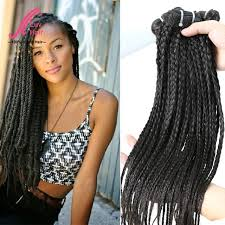 crochet braids with human hair virgin brazilian braided human hair straight bundles crochet braid