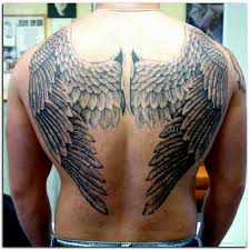 angel wing tattoo on back 11 best tattoos ever