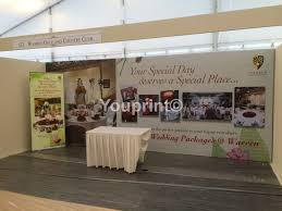 wedding backdrop design singapore backdrop printing singapore event stage roll up backdrop