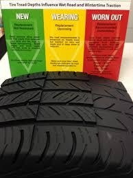 lexus is250 awd tire rotation tread depth jpg