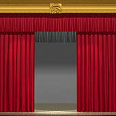 Black Stage Curtains For Sale Stage Curtains Backdrops U0026 Event Drapery From Rose Brand