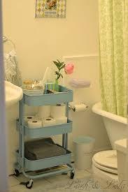 Rolling Carts Ikea Best 25 Bathroom Cart Ideas Only On Pinterest Bathtub Redo