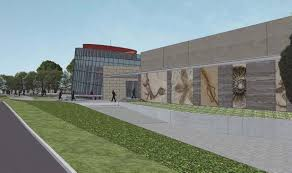 Exterior View 3d Discovery Center Renderings The Institute For Creation Research