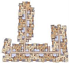 100 famous castle floor plans hearst castle wikipedia
