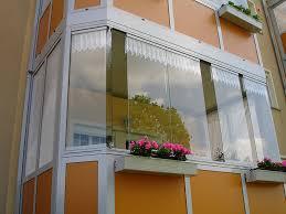 balkon wetterschutz balkonverglasungen fbs förster balkon systeme