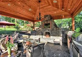 Outdoor Covered Patio Pictures 37 Outdoor Kitchen Ideas U0026 Designs Picture Gallery Designing Idea