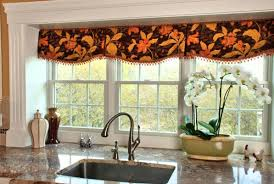 phenomenal decorating ideas kitchen bay window treatment tags