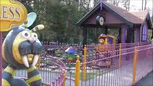 critter creek tour at paultons family theme park youtube
