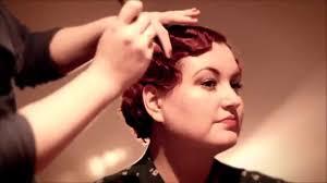 fabulous finger waves 1920s u0026 1930s finger wave tutorial youtube