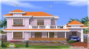 kerala style house plans 2500 square feet youtube