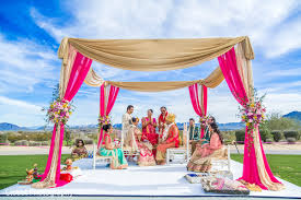 Hindu Wedding Mandap Decorations All Posts Tagged With Outdoor Indian Wedding Decor Maharani Weddings