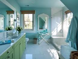 blue and green bathroom ideas