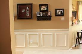 Wainscoting Pre Made Panels - how to fake wainscoting decorchick