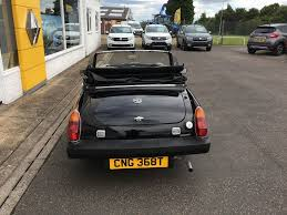 used black mg midget for sale lincolnshire