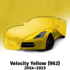 corvette cover 2014 2017 corvette color matched indoor car cover