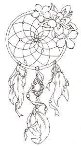 awesome dream catcher tattoo sketch by metacharis on deviantart