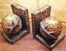 sterling industries home decor sterling industries resin home décor bookends ebay