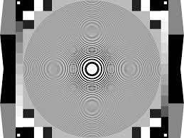 high resolution test patterns