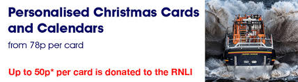 rnli charity christmas cards online 2017