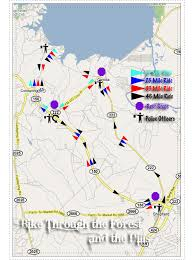 Bastrop State Park Map Bike Through The Forest And Hills Cold Spring Tx 2015 Active