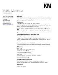 3d Artist Resume Sample 30 Simple Resume Design Ideas That Work