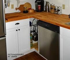 Ikea Corner Kitchen Table by Designdreams By Anne Ikea Hack Custom Kitchen Cabinet