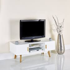 Vintage Tv Stands For Sale Scandinavian White Retro Tv Stand For 32