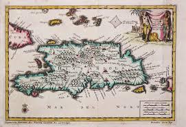 Haiti Map Antiquemaps Fair Map View Antique Map Haiti Hispaniola