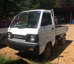 suzuki mini truck suzuki 4 4 mini dump truck s8390 sold thanks danny mayberry