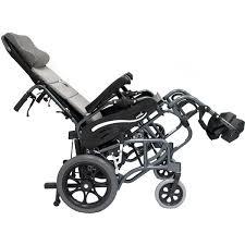 Transport Chairs Lightweight Folding Transport Wheelchair