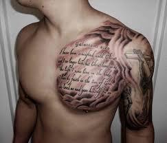 sleeve bible verse tattoos blackshearus forgiven painting tattooed