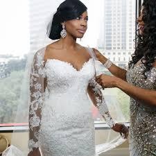 plus size gown wedding dresses chic plus size the shoulder mermaid wedding dress bridal gown