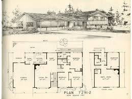 Georgian Mansion Floor Plans 1920s Georgian House Plans House Plans
