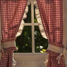 rideaux de cuisine et blanc rideaux cuisine vichy et blanc cuisine idées de décoration