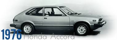 where is the honda accord made when was the honda accord made