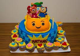 team umizoomi cake team umizoomi cake cor gazo flickr